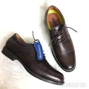 Florsheim Midtown Cap Oxford Leather Dress Shoes